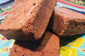 House made dense moist Chocolate Brownie